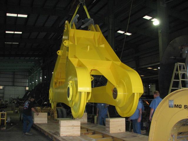 750 Ton Underwater Block